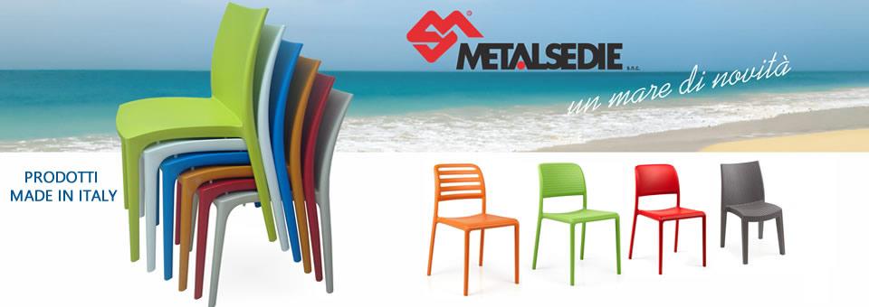 MetalSedie Produzione Sedie Metalliche e non per Ufficio ...
